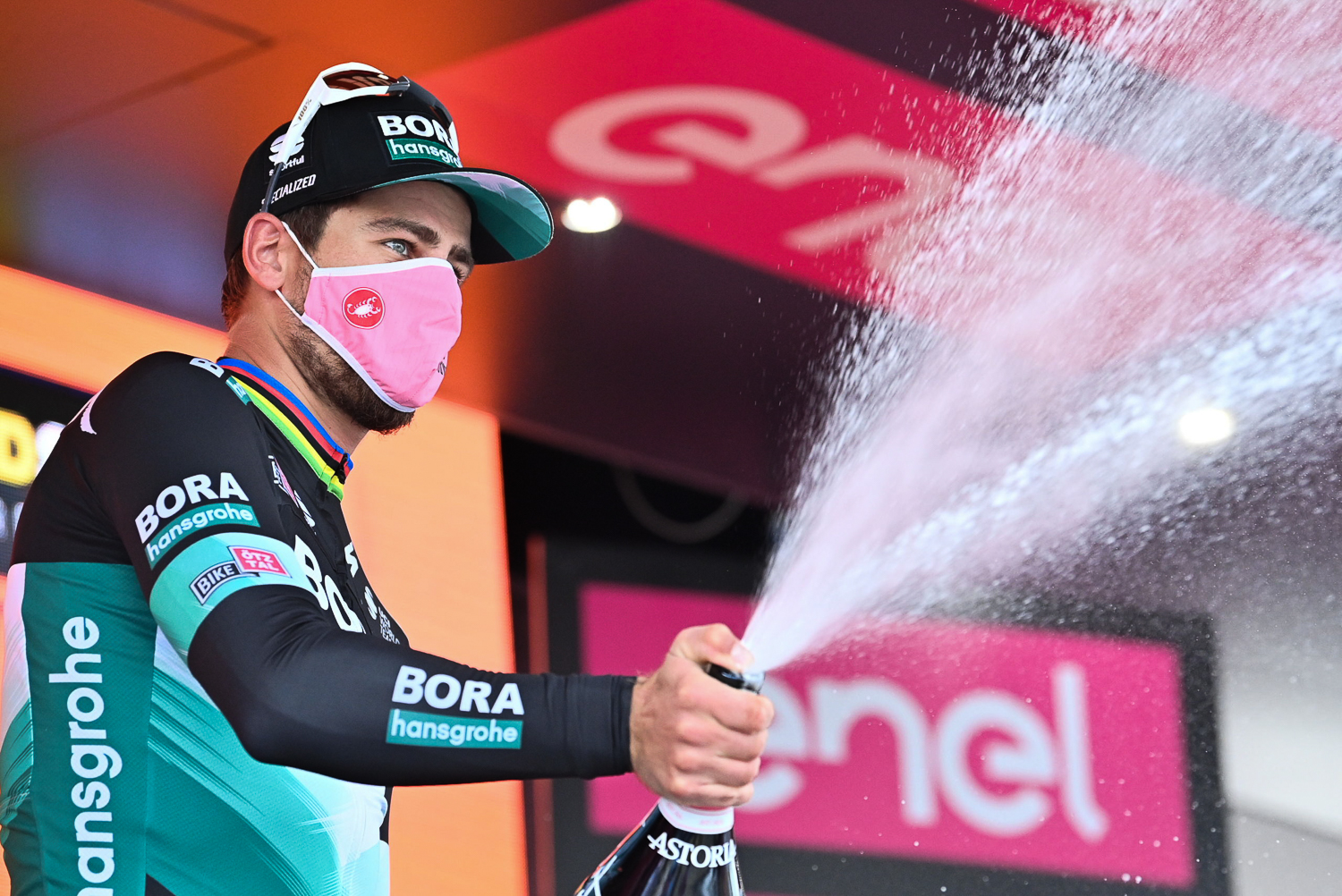Why has the Giro d'Italia made the best cycling advertising campaign?